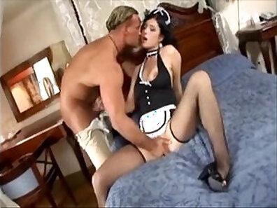 Cosplay Sarantin Having Sex With Stockings