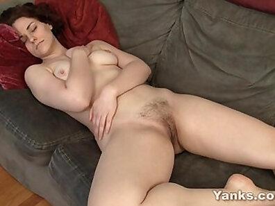 Redhead Masturbating Naked On The Danube