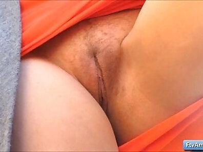 Blonde Girl First Time Masturbation Hard