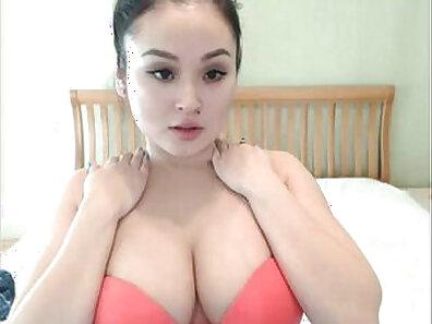 Subtitled Asian kelpa bukkake with cam