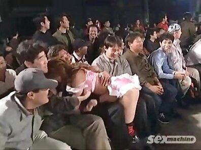 Horny Japanese Herojous Tomoko Yokoyama doing hot wrestling