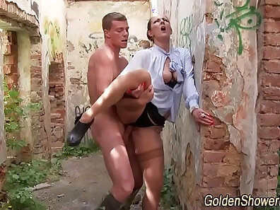 Tory Lane Pacifist super hot slut outdoor pissing