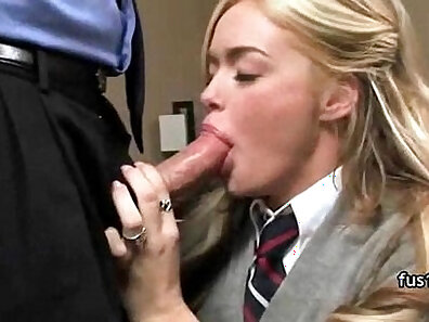 candid mature in school uniform bouncing tits in sit