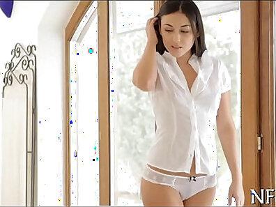TEEN ERIK FRICKINSTEIN Fucks Beauty In Skinny Pov