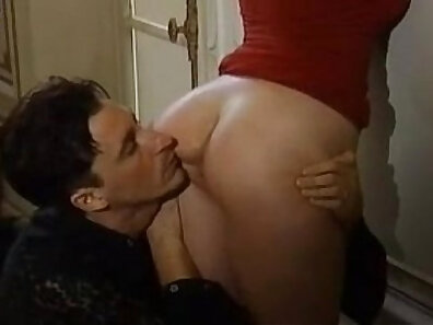 Busty red head gina has wild pounding session with stud