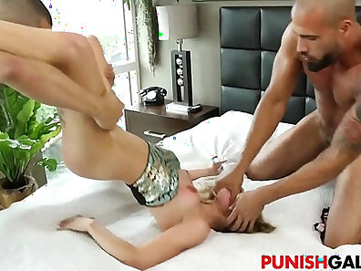 Deep double penetration for Sydney Cole