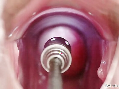Blonde babe gets her tight vagina fucked!
