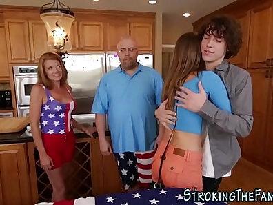 Bikini teen virgin edging every man