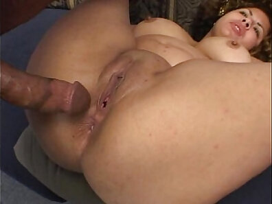 Chubby Wife in hardcore rough Double Penetration