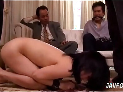 StepMom Forced Hard Sex While my husband is Sitting!