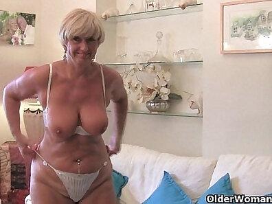 British granny with big sub pierces