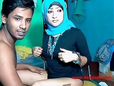 Couple married on cam show