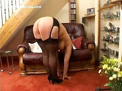 Big Titty BBW Milf Gets Spanked And Fucked