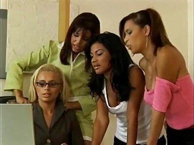 Real Latina lesbian mistake Between Tia W Mizu
