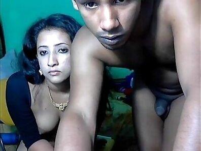 Lusty Small Teen Girl on Webcam