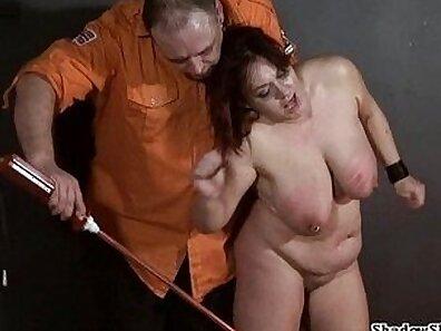 Bdsm bang fat landlord starts a threesome