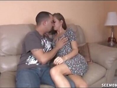 Step Mom Gets Her Ass Fucked By Young Cock