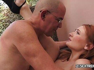 Beautiful Teen Pussy Freaks By Grandpa