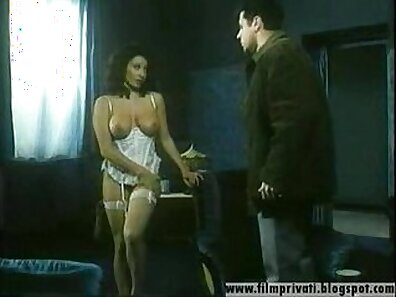 Classic vintage anal sex act