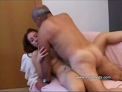 Blonde hipster Cindy Lubernicke gets pounded by her stepmom