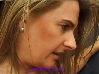 Anal prolapse and creampie for sexy blonde MILF Savannah in hardcore