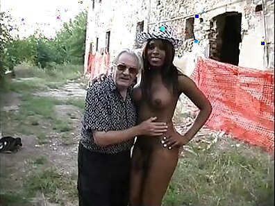 Big boobs chick eating italian amateur