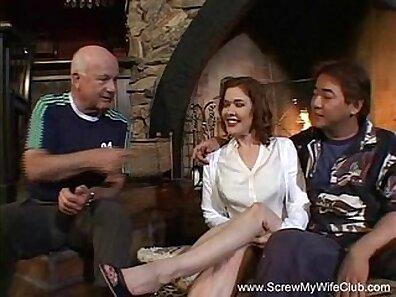 Beautiful redhead Aria Swinger gets banged
