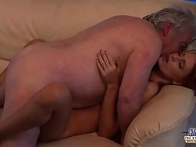 Redhead Uses The Move Tutors And Gets A Nice Young Pussy