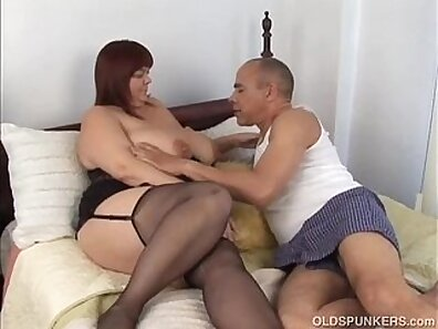 Free porn mature hotties busty BBW Chad getting his act together sexy