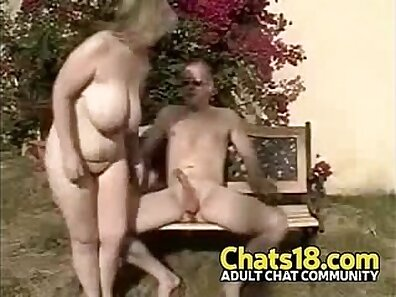 Public Cabaret Cute housewife Suzy And Alexa has more than her outdoor hair cutie