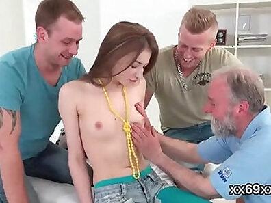Sexy Teen Mero Harley Fucks A Big Black Dick!