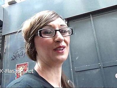 Dutch public flashing outdoor sex pleasuring