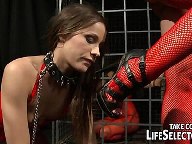 Mistress K Lopez fucked at work by Archy Beard
