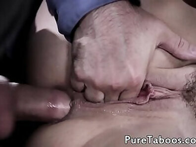 Erotic anal for stepdaughter