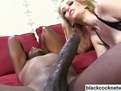 Awesome blonde slut knows how to ride a monster