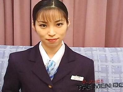 Very Hot Japanese Girl From Bukkake!