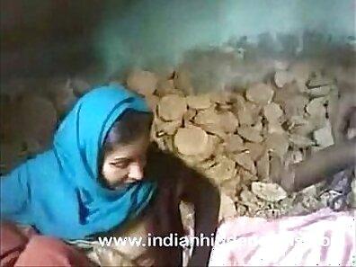 Indian gangbang with couple fuck