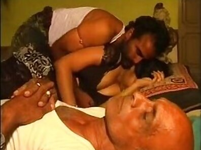 Tanzanian babe gets fucked by her husbands friend