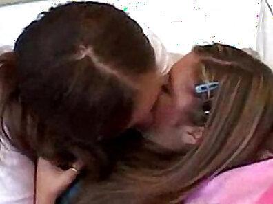 hot first time teenies lesbian fun