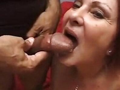Hot granny Abbey Long Cock