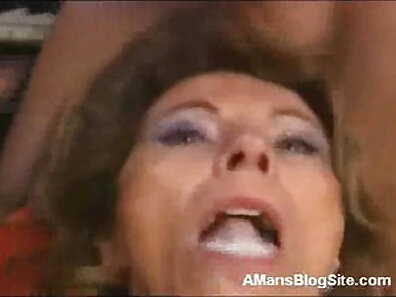 Stocking your mom for suck and cum