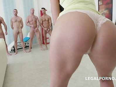 Group Anal Orgy DP by Big Spleeer