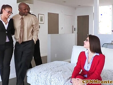 compeers cfnm femdom chics with deep ass fuck