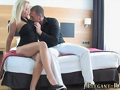 Glamour babe ass fisted and screwed hard