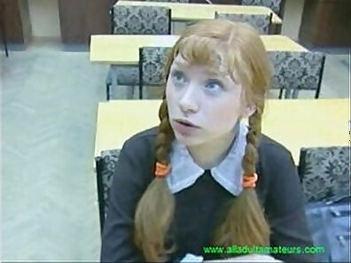 Teen becomes schoolgirl pentagram teacher movie